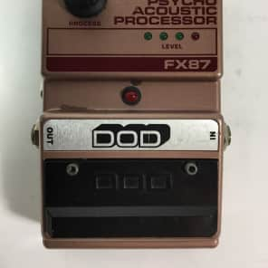 DOD FX-87 Psycho Acoustic Processor for sale