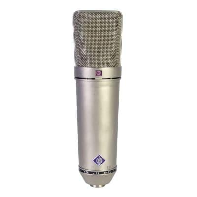 Neumann U 87 Large Diaphragm Multipattern Condenser Microphone 1967 - 1985