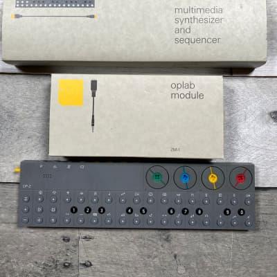 Teenage Engineering OP-Z 16 PLUS Oplab Module OP-Z Expander