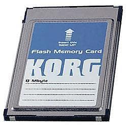 Korg FMC8MB KORG 8MB Flash ROM for PA80   8th Street Music   Reverb