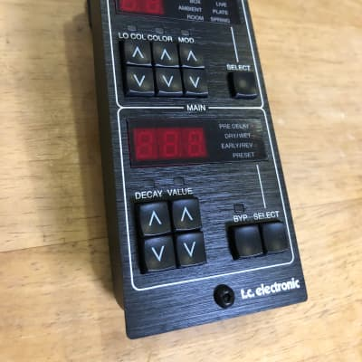 TC Electronic TC8210-DT - 8210 Reverb & Controller