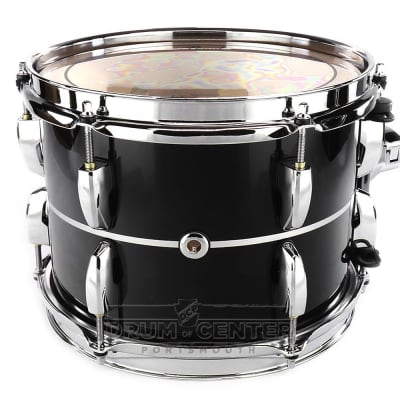 Pearl Masters Maple Complete 12x9 Tom - Quicksilver Black