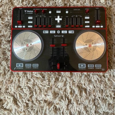 Vestax Typhoon Blacck