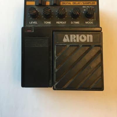 Arion DDS-1 Digital Delay / Sampler Rare Vintage Guitar Effect Pedal MIJ Japan for sale