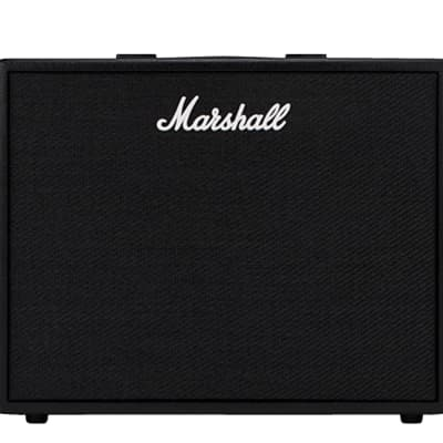 "Marshall Code50 50W, 1x12"" digital combo w/100 presets, Bluetooth and USB"