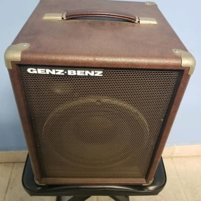 Genz Benz SHEN-300-EXT-L/R Shenandoah Extension 110 Cab Guitar Amplifier Cabinet for sale