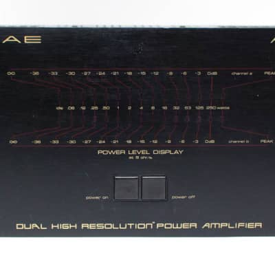 Mark Levinson No  23 stereo / dual MONO power amplifier amp | Reverb