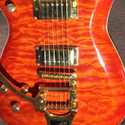 Lefty Handed GMP Roxie Deluxe Orange Lefty for sale