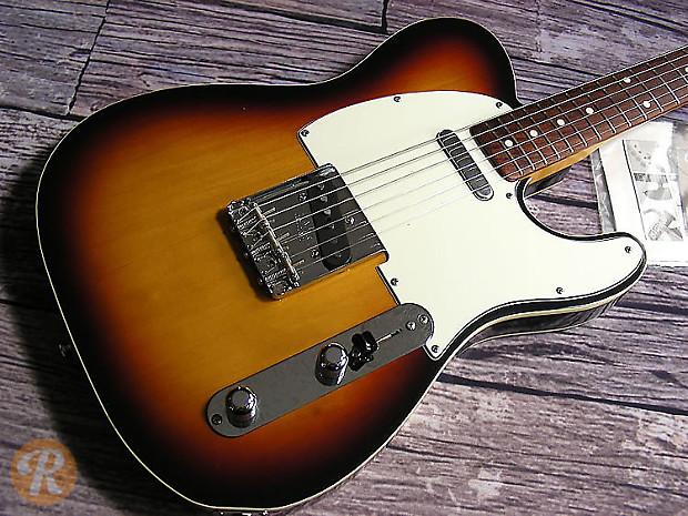 Fender '62 Reissue Telecaster CIJ Mid '90s Three Tone | Reverb