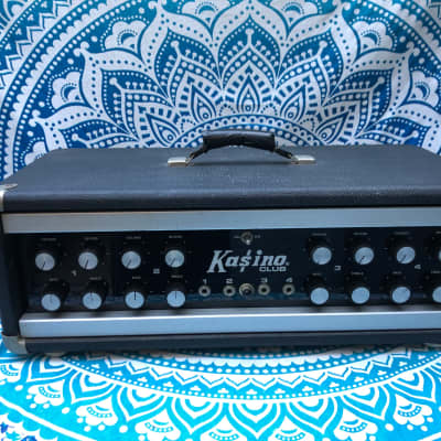 Kustom/Kasino Club PA 4-Channel Head