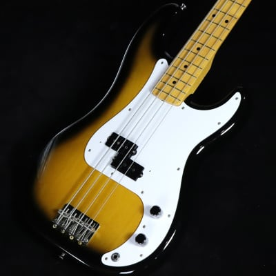 Fender Japan Traditional 50s Precision Bass 2 Tone Sunburst - Shipping Included* for sale