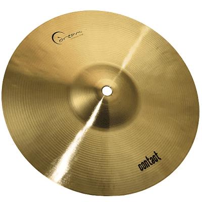 "Dream Cymbals 10"" Contact Series Splash Cymbal"