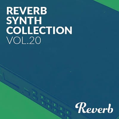 Reverb Oberheim Matrix 1000 Synth Collection Sample Pack