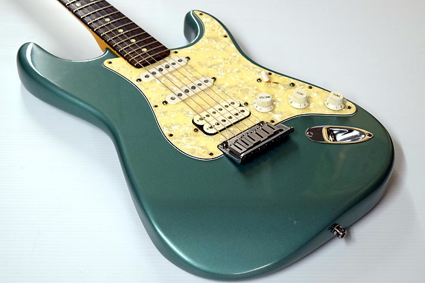 fender american lonestar stratocaster 1997 teal reverb. Black Bedroom Furniture Sets. Home Design Ideas