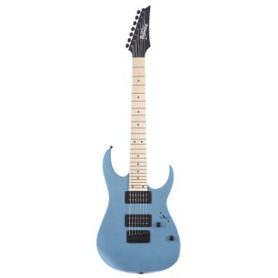 Ibanez GRG7221M-MLB Gio Series 7-String with Maple Fretboard Metallic Light Blue