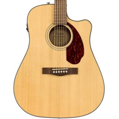 Fender CD-140SCE Dreadnought Acoustic-Electric Natural for sale