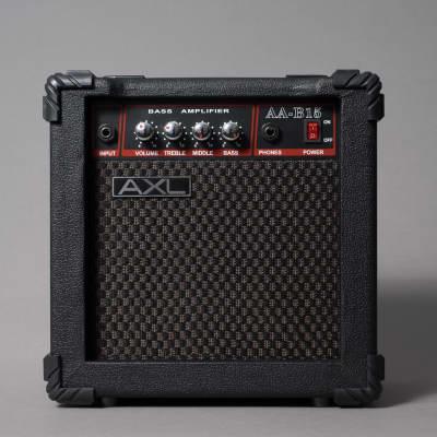 AXL Bass Amplifier, 15w for sale