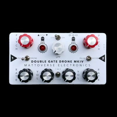 Mattoverse Electronics Double Gate Drone Synthesizer MKIV 2019