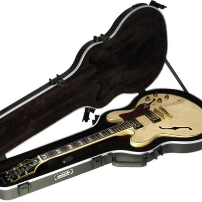 SKB Thin Body Semi-Hollow Guitar Case for sale