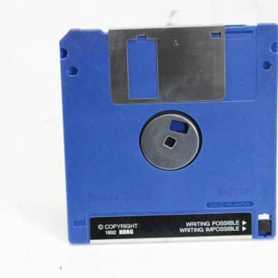 Korg Micro Floppy Disk MF2DD - 01/W pro And 01/W pro X - Music Workstation