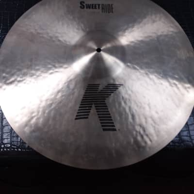 """Zildjian 21"""" K Series Sweet Ride Cymbal"""