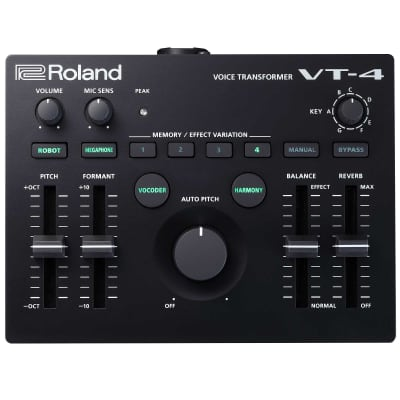 Roland VT-4 Pitch Control Harmony Voice Transformer for sale