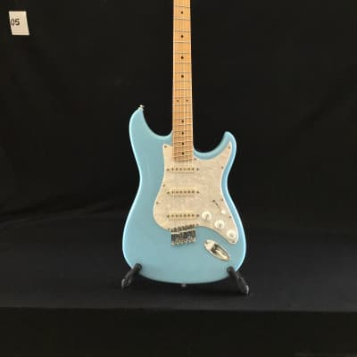 Emerald Bay  Custom shop fan fret(multi-scale) electric guitar for sale