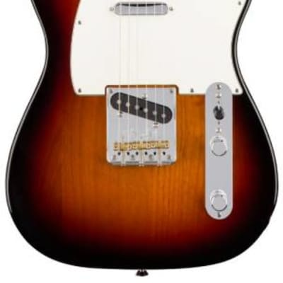 Fender telecaster american professional 3 tone sunburst for sale