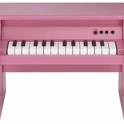 Korg Tiny Piano Pink Children's Digital Toy Piano - Return