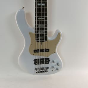 Cort GB75 WBL 5-String Bass White Blonde