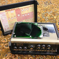 Roland RE-201 Space Echo 1977 (just serviced) w/ New Green Very Rare Wow!