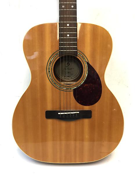 samick guitar acoustic greg bennett om 2 gcpawn reverb. Black Bedroom Furniture Sets. Home Design Ideas