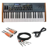 Dave Smith Instruments Mopho x4 Keyboard Synthesizer CABLE KIT