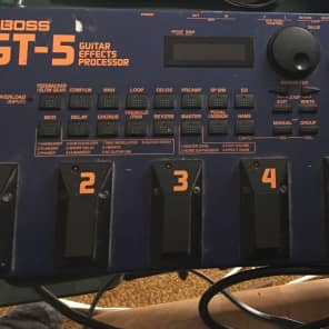 Boss GT-5 Multi-Effect Unit
