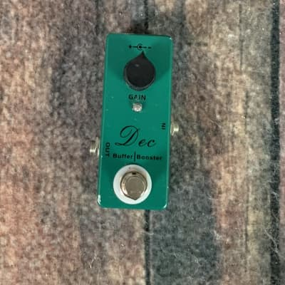 Used Mosky Audio DEC Buffer/Booster MINI Pedal