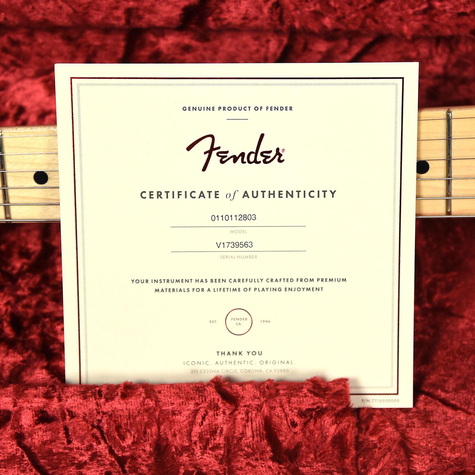 Fender American Original \'50s Stratocaster MN 2-Color Sunburst w ...