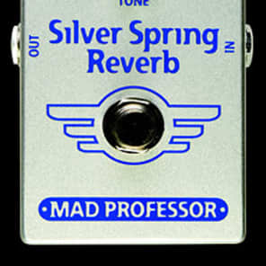 Mad Professor Silver Spring Reverb - Mad Professor Silver Spring Reverb for sale