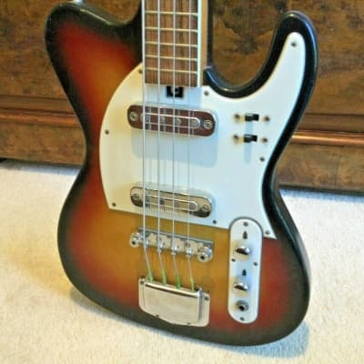 Jedson 1970s vintage electric bass guitar Made in Japan MIJ for sale