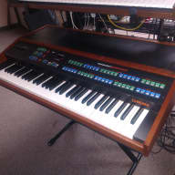 Rhodes Chroma: Rare Vintage Poly/MIDI and new Power supply/ FREE Shipping.