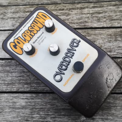 Colorsound OVERDRIVER for sale