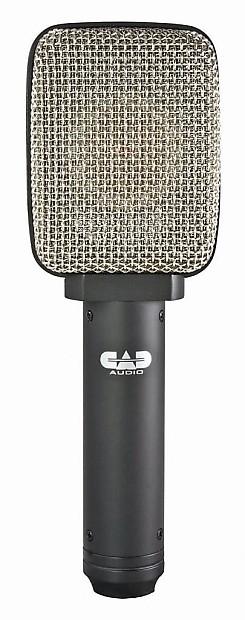 cad d80 large diaphragm dynamic guitar cab microphone reverb. Black Bedroom Furniture Sets. Home Design Ideas