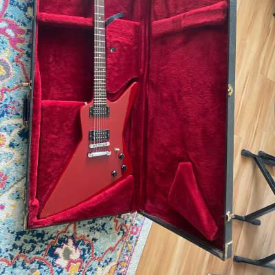 Gibson Explorer 1984-1989 Ferrari Red