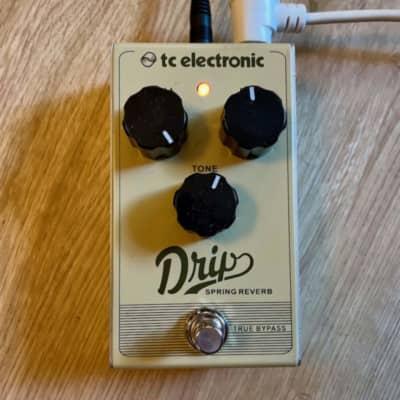 TC Electronic Drip Spring Reverb