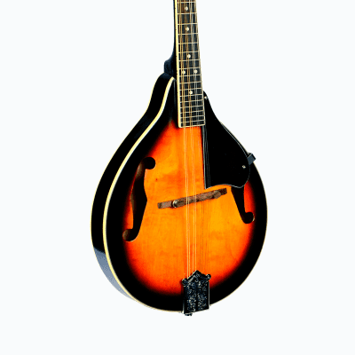 Glen Burton MDL-A1-TS A-Style Mandolin w/Gig Bag - Tobacco Sunburst for sale