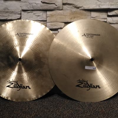 "Zildjian Avedis Mastersound Hi-Hats Pair 14"""