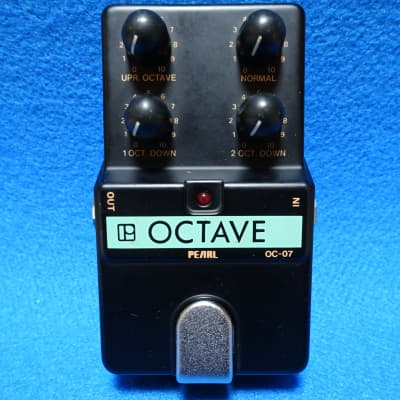 Pearl OC-07 80s Japan Vintage Octaver MIJ for sale