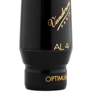 Vandoren SM712 AL4 Optimum Alto Saxophone Mouthpiece