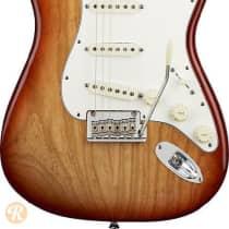 Fender American Standard Stratocaster 2015 Sienna Sunburst image