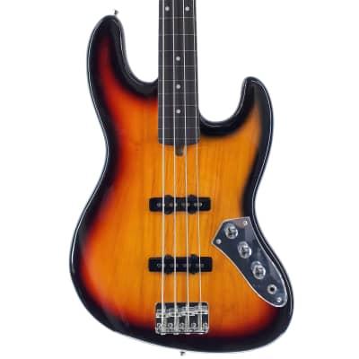 Bacchus Jazz Bass Fretless WJB-1R-FL for sale