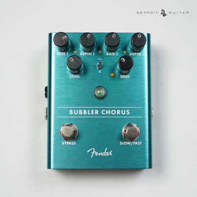 Fender Bubbler Chorus Analog Chorus/Vibrato for sale